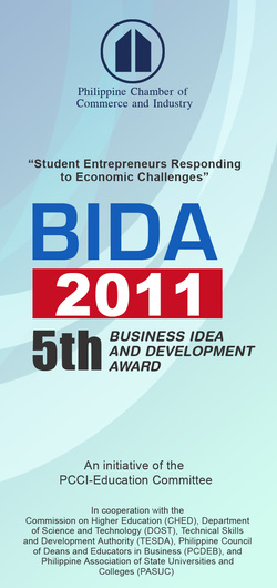 The Search For The Best Business Idea And Development Award Bida Is Open To Any Group Of Three  To Five  College Students Enrolled In Business